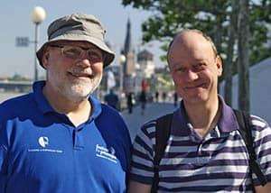 Portrait Jürgen Wahl und Thomas Herz