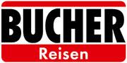 Logo Bucher Reisen mit Verlinkung zur Website von Bucher Reisen